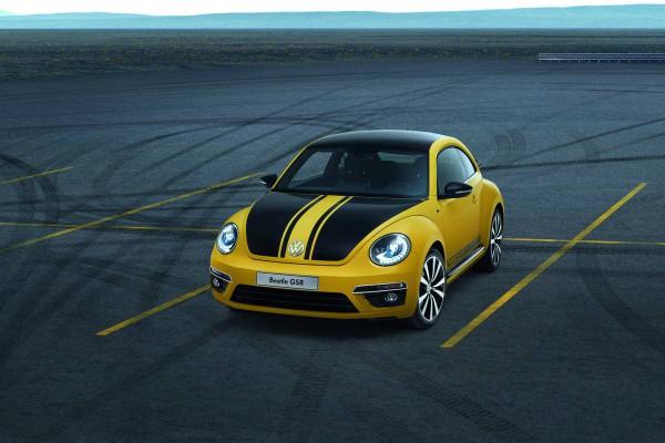 Рестайлинг-пакет VW Beetle 3 GSR 2013