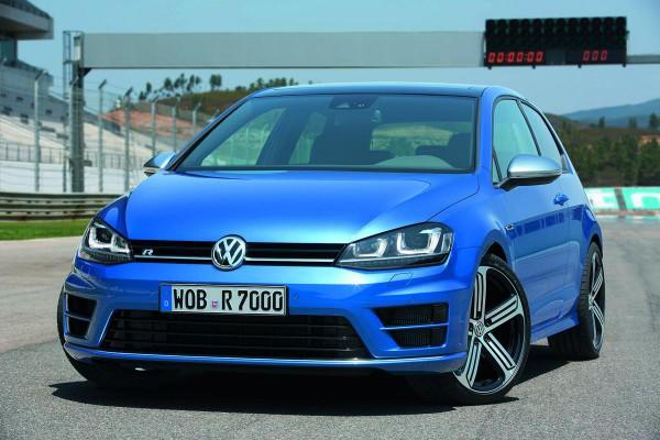Рестайлинг-пакет VW Golf VII R 2014