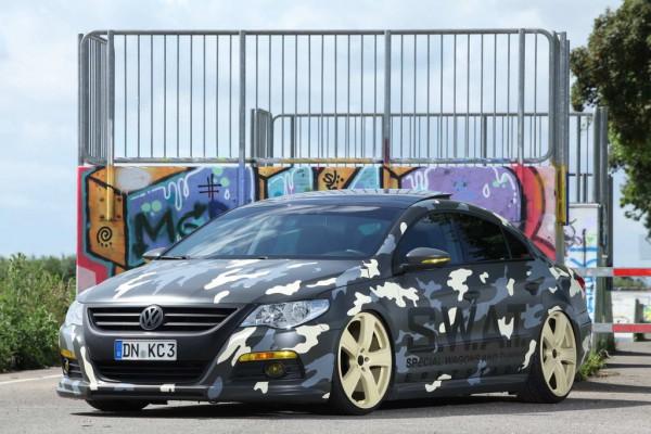 Тюнинг-пакет KBR Motorsport VW Passat CC