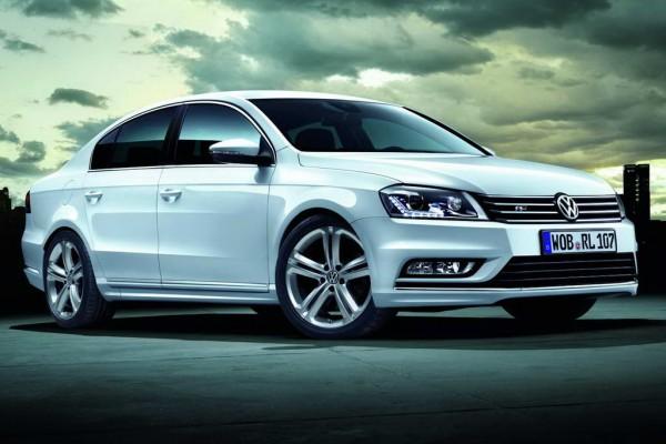 Рестайлинг-пакет VW Passat R-Line 2013