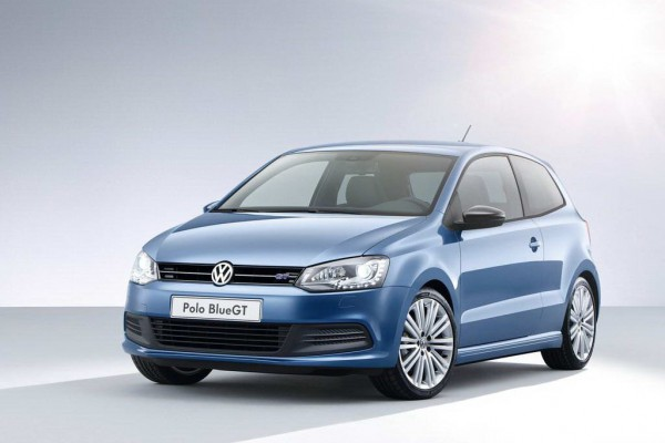 Рестайлинг-пакет VW Polo 5 BlueGT 2012