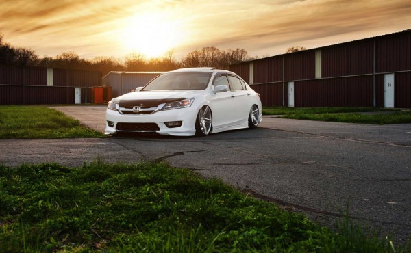 Тюнинг-пакет VOSSEN Wheels Honda Accord 9