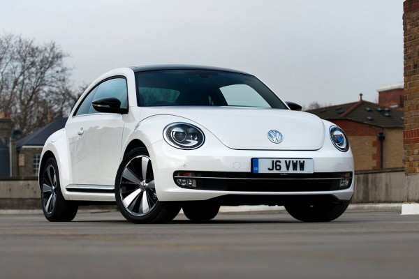 Рестайлинг-пакет Volkswagen Beetle 3 2012