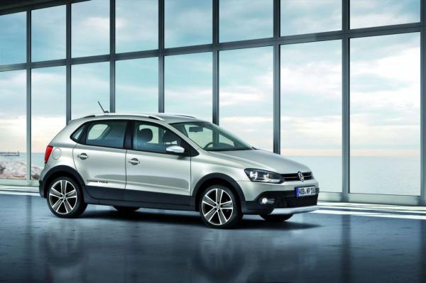 Рестайлинг-пакет VW Cross Polo II