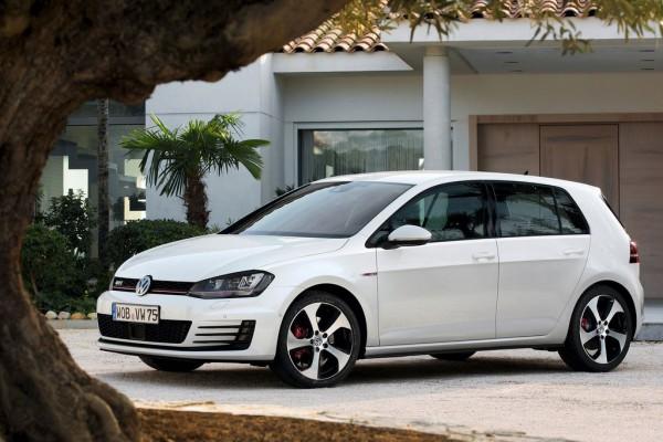 Рестайлинг-пакет VW Golf VII GTI 2013