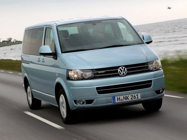 Рестайлинг-пакет VW Multivan T5 2013