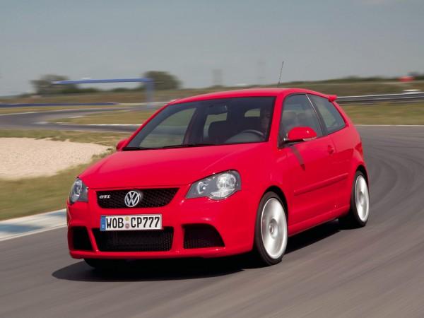 Рестайлинг-пакет VW Polo 4 GTi Cup