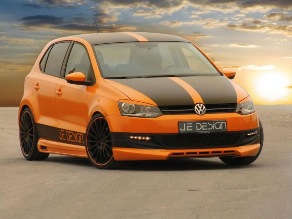 Тюнинг-пакет JE DESIGN VW Polo 5