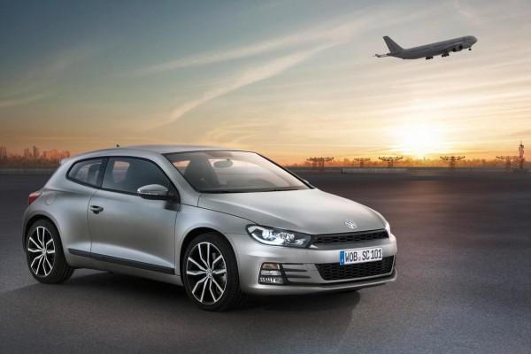 Рестайлинг-пакет VW Scirocco 2014