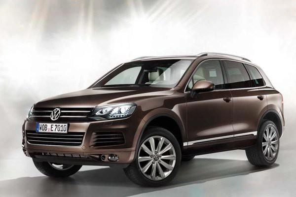 Рестайлинг-пакет VW Touareg II Premium Life 2013