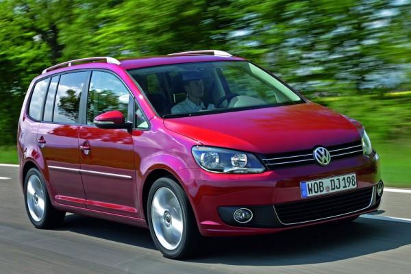 Рестайлинг-пакет VW Touran 2 2013