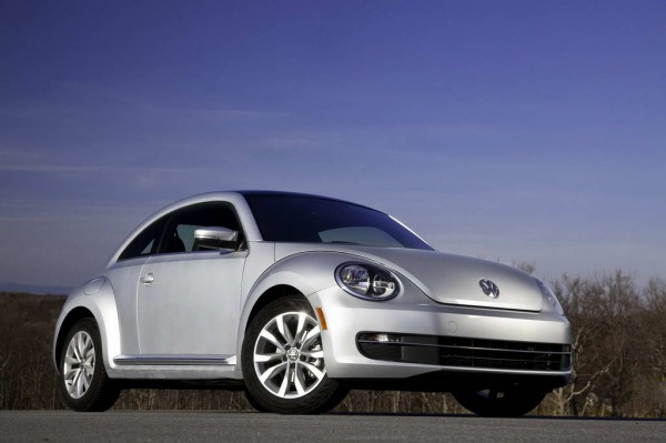 Рестайлинг-пакет VW Beetle 3 TDI 2013