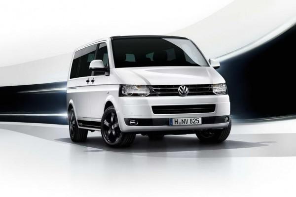 Рестайлинг-пакет VW Multivan T5 Edition 25 2012