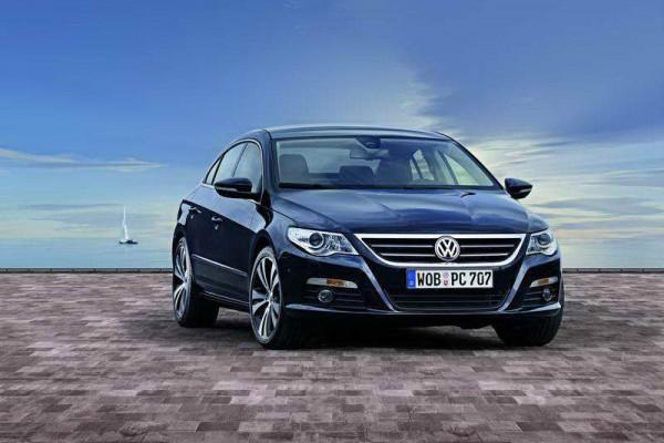 Рестайлинг-пакет VW Passat CC Exclusive