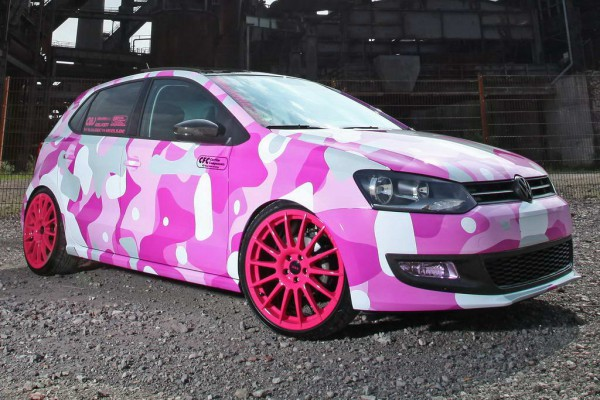 Тюнинг-пакет CFC StylingStation&MK-SoundStyle VW Polo 6R 2012