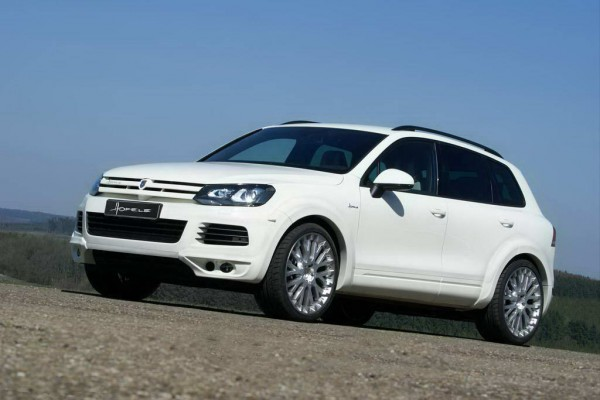 Тюнинг-пакет HOFELE Royal GT 470 VW Touareg II 2011