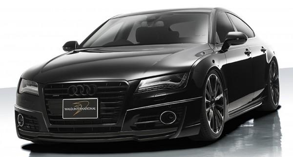 Тюнинг-пакет WALD Audi A7 Sportback