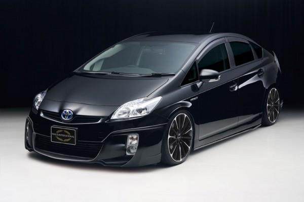 Тюнинг-пакет WALD Black Bison Edition Toyota Prius