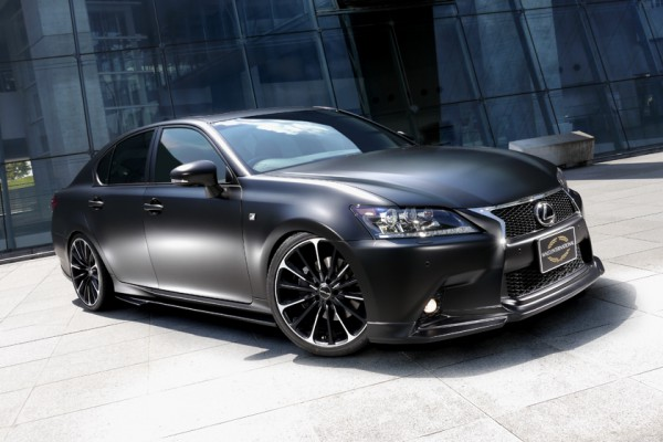 Тюнинг-пакет WALD Executive Line Lexus GS F Sport 2013