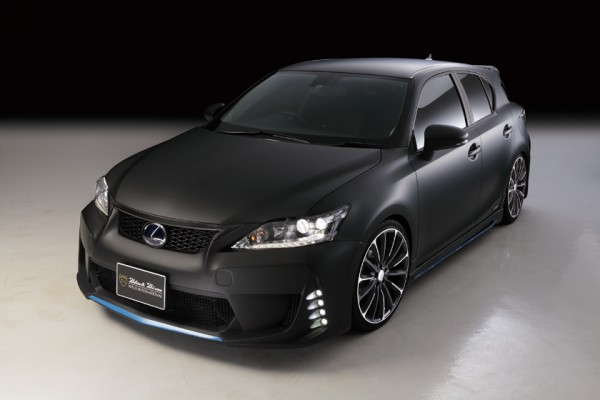 Тюнинг-пакет WALD Black Bison Lexus CT 200h