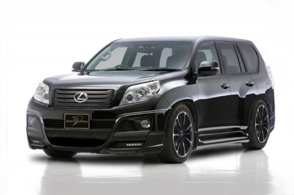 Тюнинг-пакет WALD Lexus GX 460