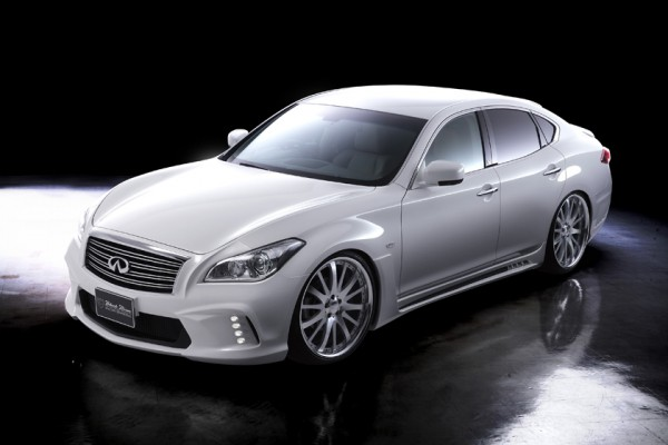 Тюнинг-пакет WALD Sports Line Black Bison Edition Infiniti M25 / M37 / M56 / M30dS /2010-2013/