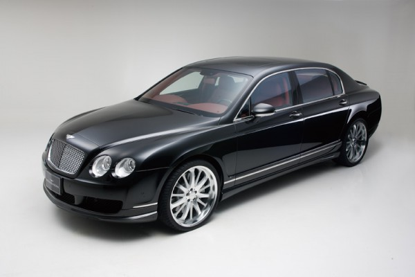 Тюнинг-пакет WALD Bentley Flying Spur