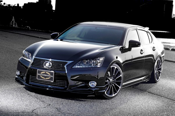 Тюнинг-пакет WALD Executive Line LEXUS GS 2012