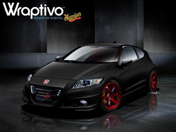 Тюнинг-пакет WRAPTIVO Honda CR-Z Type F