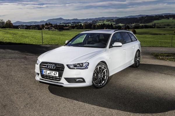 Тюнинг-пакет ABT Audi A4 Avant 2012