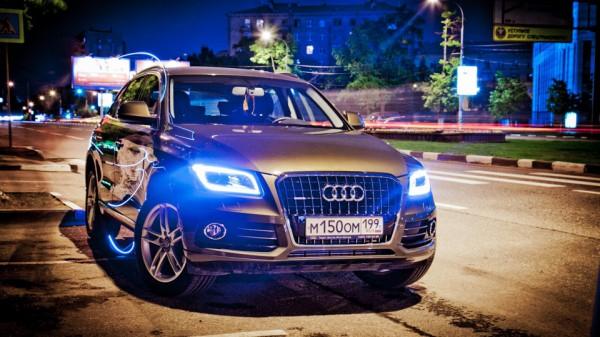 Рестайлинг-пакет Audi Q5 Standart 2013