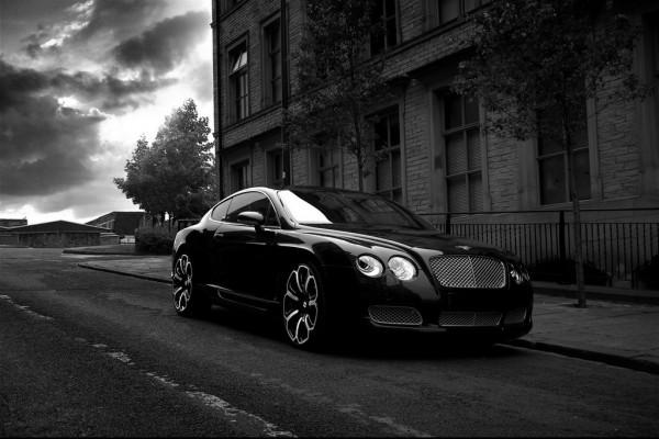 Тюнинг-пакет KAHN Bentley Continental GT