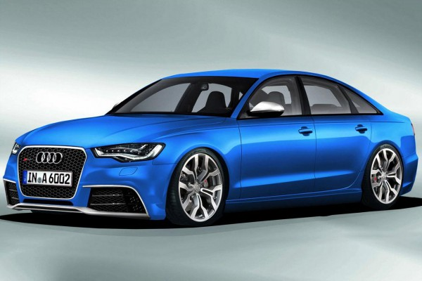 Рестайлинг-пакет Audi RS6 2012