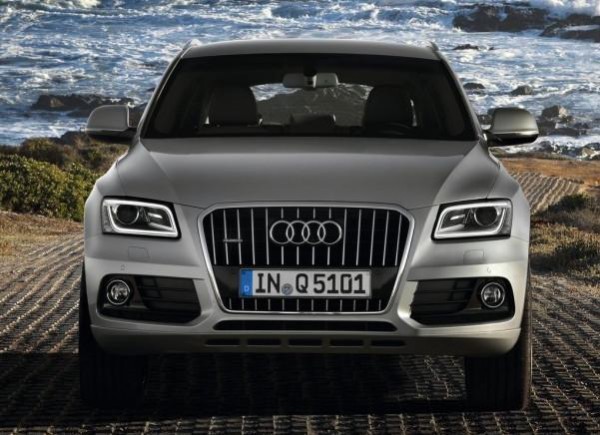 Рестайлинг-пакет Audi Q5 Basic
