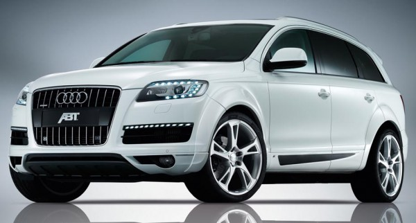 Тюнинг-пакет ABT Audi Q7 Facelift 2009