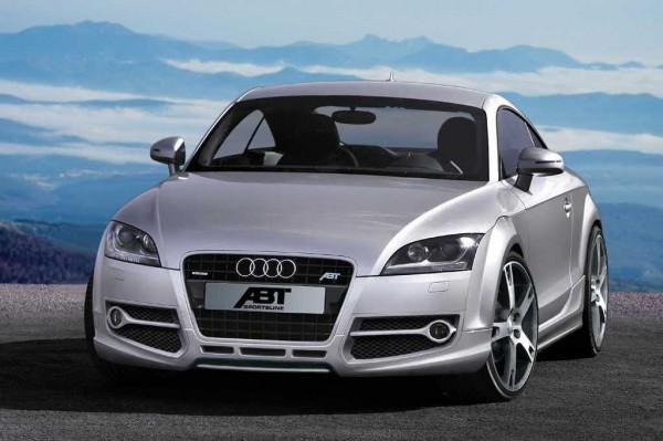 Тюнинг-пакет ABT Audi TT