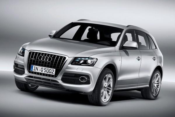 Рестайлинг-пакет Audi Q5 S-Line