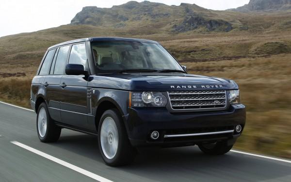 Рестайлинг-пакет Range Rover Vogue 2012