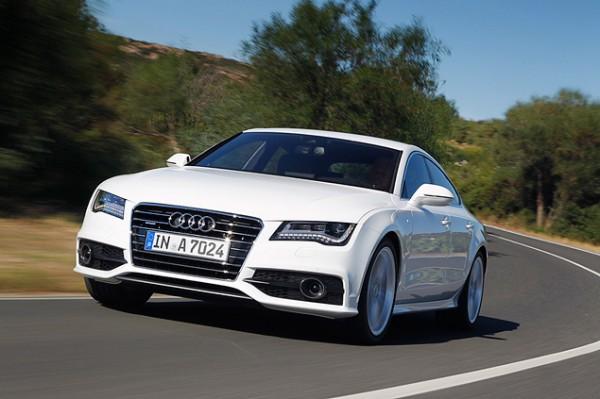 Рестайлинг-пакет Audi A7 S-line
