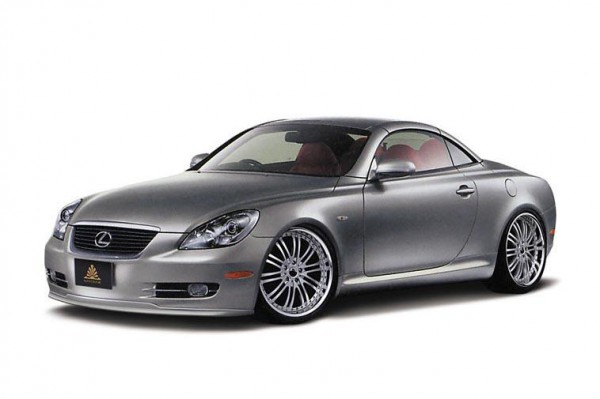Тюнинг-пакет AUTO COUTURE Sports Lexus SC /c 2005/