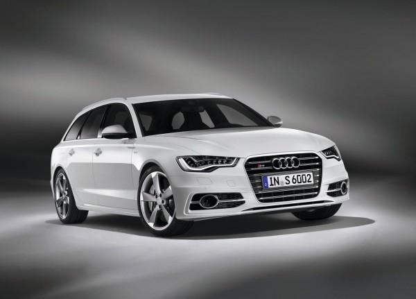 Рестайлинг-пакет Audi S6 Avant 2013
