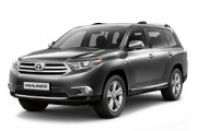 Toyota Highlander /2008-2013/