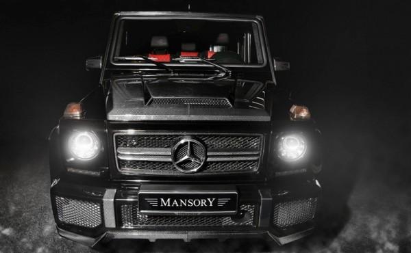 MANSORY G63