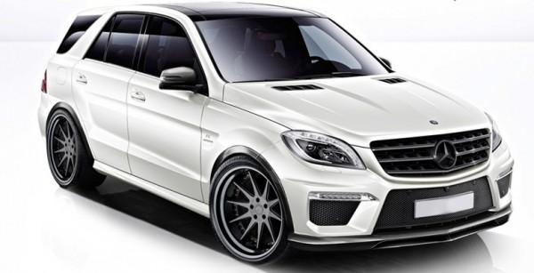 Platinum Carbon для 63 AMG